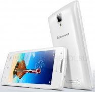 Телефон Lenovo A2010-a Dual Sim LTE White