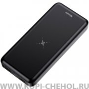 Power Bank 10000 mAh Baseus M36 Wireless Black