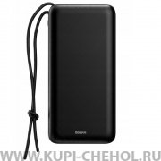 Power Bank 20000 mAh Baseus Mini Q PD PPALL-DXQ01 Black