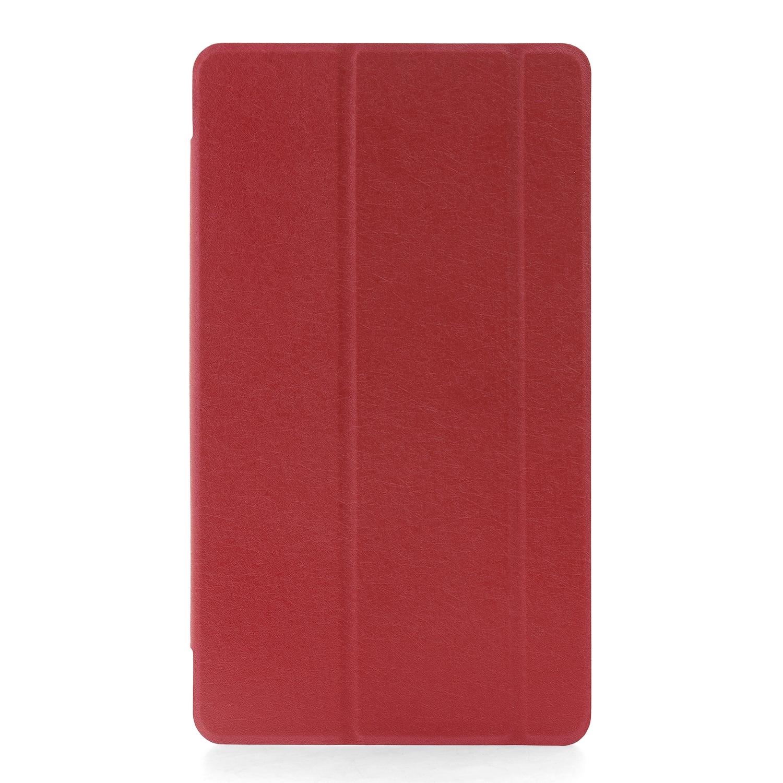 Чехол откидной Huawei MediaPad T3 8.0 Trans Cover красный