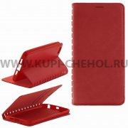 Чехол книжка Xiaomi Mi5 New Case 001 красный
