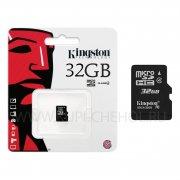 Micro SD 32Gb class 4 к/п Kingston