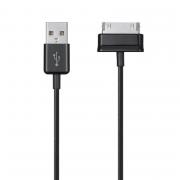 Кабель USB-Samsung Galaxy Tab Red Line черный 1m