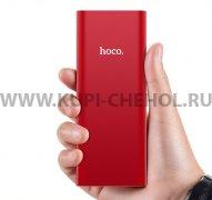 Power Bank 10000 mAh Hoco B16 Red