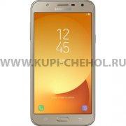 Телефон Samsung J701F Galaxy J7 Neo DS Gold