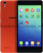 Телефон Lenovo A6010 DS 16Gb LTE Red