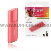 Флеш Silicon Ultima U06 Pink 16GB
