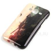 Чехол силиконовый Samsung Galaxy Core Prime Duos G360h / G3608 Танк