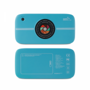 Power Bank 10000 mAh Remax Camera RPP-91 Wireless Blue УЦЕНЕН