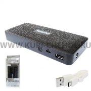 Power Bank 10000 mAh Remax Pure RL-P10 Black