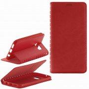 Чехол книжка Samsung Galaxy S7 New Case 001 красный