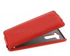 Чехол  откид  LG  D724  G3 S mini  UpCase  красн
