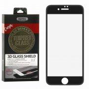 Защитное стекло Apple iPhone 7 Remax Caesar 3D Full Screen Black