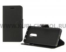 Чехол книжка Xiaomi Redmi Note 4/4 Pro Book Case Type с визитницей чёрный