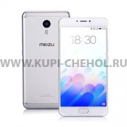 Телефон Meizu M3 Note 16GB Silver / White