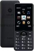 Телефон Philips E168 Black