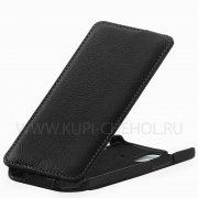 Чехол флип HTC One E8 UpCase чёрный