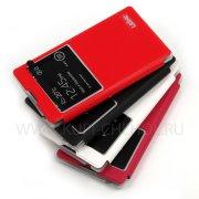 Чехол  откид  Sony  D5103 T3  Ulike  7174  бел