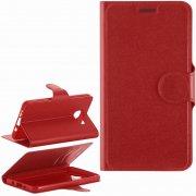 Чехол книжка Samsung Galaxy A5 (2016) A510 Book Type красный