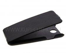 Чехол флип Lenovo A658T iBox Premium чёрный