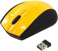 Мышка компьютерная б/п SmartBuy 325AG Yellow