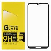Защитное стекло Huawei Honor 8S Glass Pro Full Glue черное 0.33mm