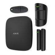 Комплект охранной сигнализации Ajax Hub Kit Black