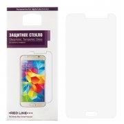 Защитное стекло Samsung Galaxy J3/J3 (2016) J320 Red Line 0.2mm