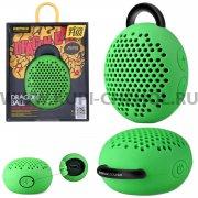 Колонка универсальная Bluetooth Remax RB - X1 Dragon Ball Green