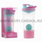 Шейкер Remax Lotton RT-CUP31 Pink