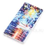 Чехол-накладка Sony L39H Xperia Z1 8009
