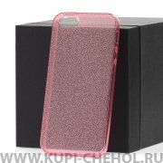 Чехол-накладка Apple iPhone 5/5S 10831 розовый