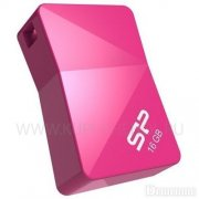 Флеш Silicon T08 16Gb Peach