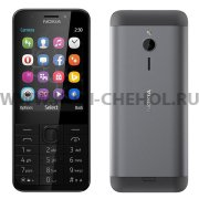Телефон Nokia 230 DS Black