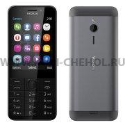 Телефон Nokia 230 DS Black