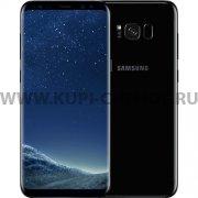Телефон Samsung G955 Galaxy S8 Plus DS Black 64GB