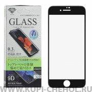 Защитное стекло Apple iPhone 7 Plus WK Black panther 4D Black 0.3mm