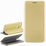 Чехол книжка Samsung Galaxy A5 (2016) A510 Fashion Case золотой