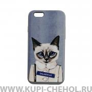 Чехол-накладка Apple iPhone 6/6S Remax Coat RK-085 Salarycat