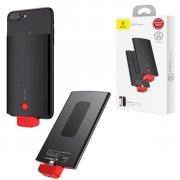 Power Bank 4000 mAh iPhone Baseus ACXNL-BJ02 Black/Red УЦЕНЕН