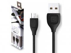 Кабель USB-Micro Remax RC-050m Lesu Black 1m