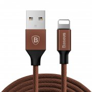 Кабель USB-iP Baseus Yiven CALYW-A12 Coffee 1.8m