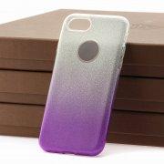 Чехол-накладка Apple iPhone 7 9191 с градиентом фиолетовый