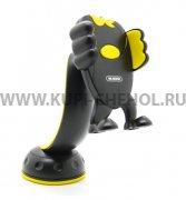 Автодержатель на присоске WK WA-S04 Black/Yellow
