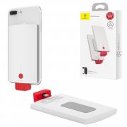 Power Bank 4000 mAh iPhone Baseus ACXNL-BJ02 White/Red