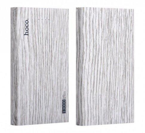 Power Bank 13000 mAh Hoco B12B Fir Wood