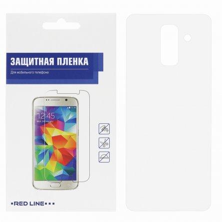Защитная пленка Samsung Galaxy A6 Plus (2018) A605f Red Line задняя