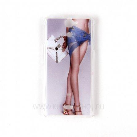 Чехол-накладка Sony LT25i Xperia V Fashion Case 6684