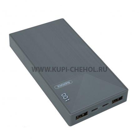 Power Bank 10000 mAh Remax Thoway RPP-55 Gray