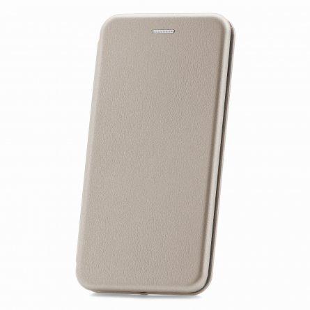 Чехол книжка Samsung Galaxy J6 Plus 2018 9805 серый